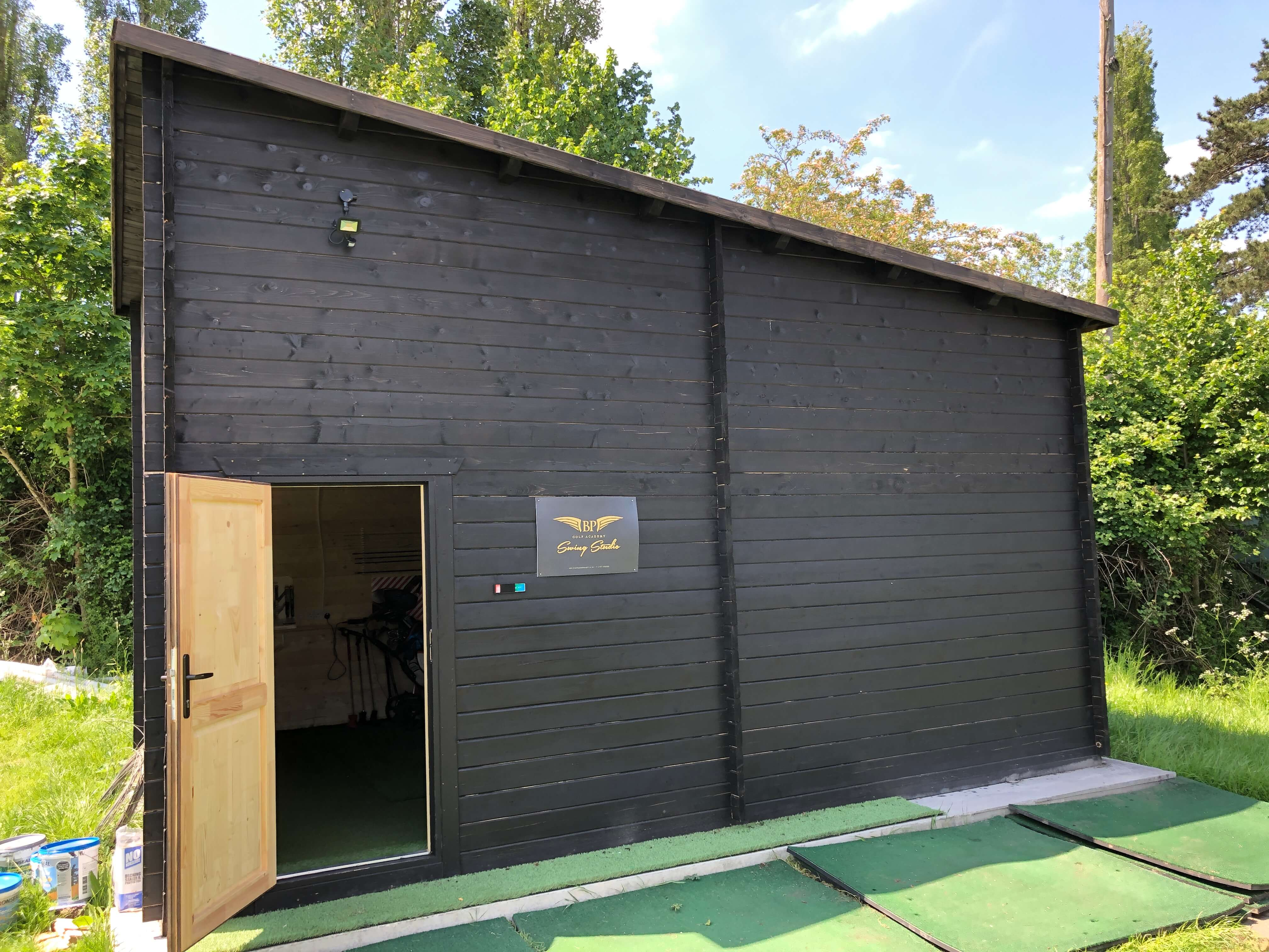 The Bradley Preston Golf Studio at Epping Golf Club