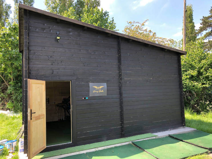 The Bradley Preston Golf Studio at Epping Golf Club image