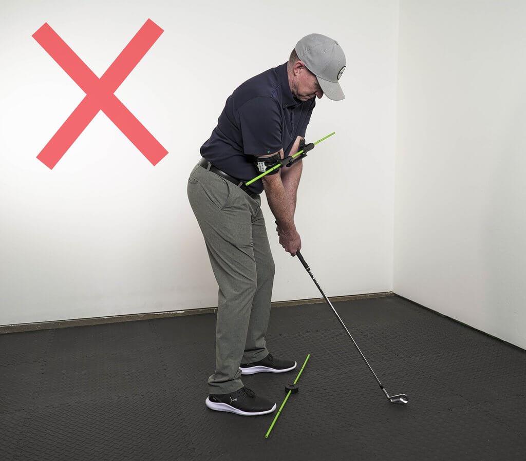 Swing alignment
