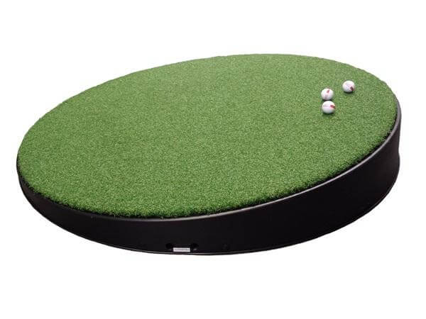Uphill/Downhill Sloping Golf Practice mat