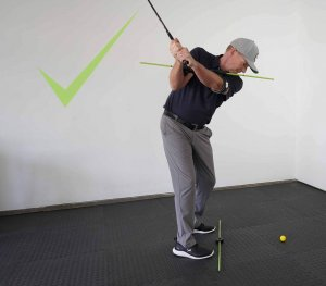 GO NO GO: AT THE TOP - SWING PLANE