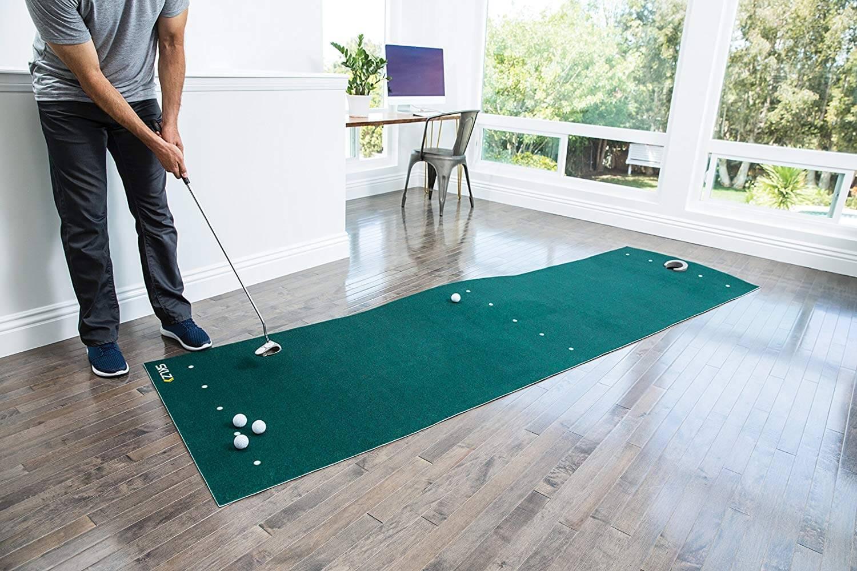 Sklz Vari Break Putting Mat Golf Swing Systems