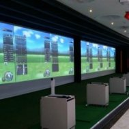 BRAVO Golf Simulator