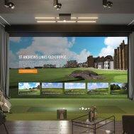Golf Launch Monitors & Simulators